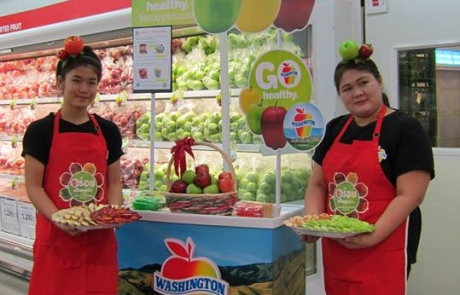 Sampling Booth Thailand/Myanmar