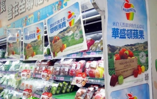 Nature Approved Campaign - Taiwan POS