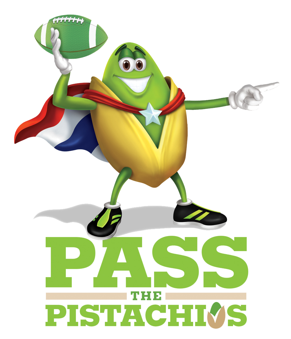 APG Pass the Pistachios Logo